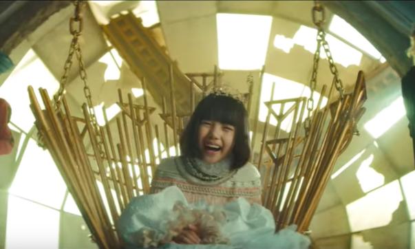 【ソフトバンクCM】ギガ姫の女の子は誰?人気子役の粟野咲莉がスゴイ!?