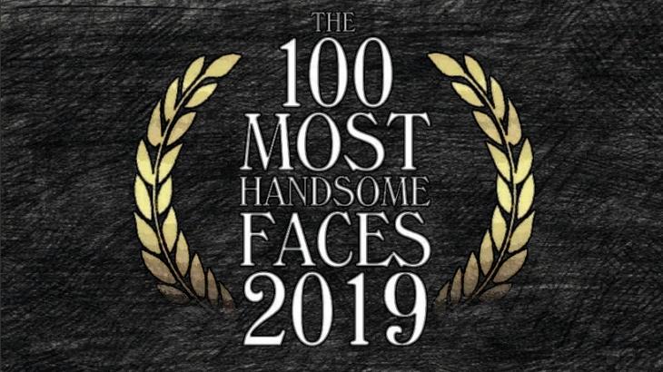 アジアで最もハンサムな顔2019!日本人ノミネート一覧!順位や結果は?